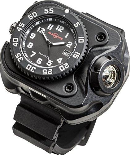 シュアファイア『2211 SIGNATURE Variable-Output Rechargeable LED WristLight』