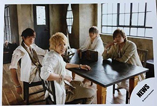 NEWS 集合 小山慶一郎 増田貴久 手越祐也 加藤シゲアキ LIVE TOUR 2013 幸福魂 公式写真 2