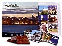 """DA CHOCOLATE キャンディ スーベニア """"モンテビデオ"""" MONTEVIDEO チョコレートセット 5×5一箱 (Evening)"""