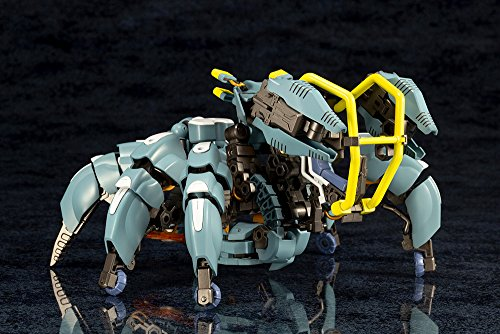 ヘキサギア アビスクローラー 全長150mm 1/24スケール プラモデル