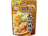 味の素 鍋キューブ とんこつ味噌 8個入×3個
