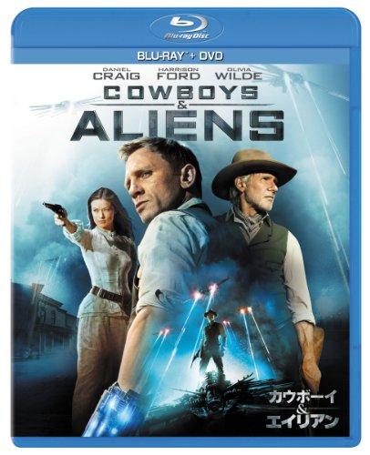 カウボーイ&エイリアン 未体験ロング・バージョン ブルーレイ+DVDセット [Blu-ray]