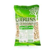 Origins Organic Garbanzo Beans, 500g