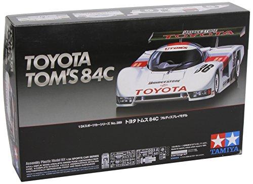 1/24 スポーツカーシリーズ No.289 トヨタ トムス 84C 24289
