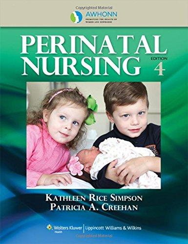 Download AWHONN's Perinatal Nursing 1609136225