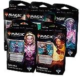 マジック:ザ・ギャザリング 基本セット2019 プレインズウォーカーデッキ 英語 5種セット