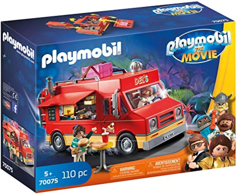 プレイモービル70075映画のおもちゃ、多色、ワンサイズ
