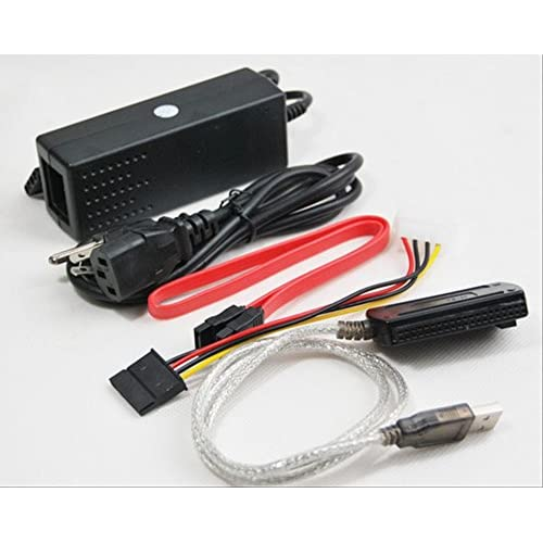 【Price Garden】 USB2.0 SATA/IDE 対応 HDD USB 外付け ケーブル 接続キット
