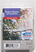 Better Homes and Gardens Cypress & Frankincenseワックスキューブ