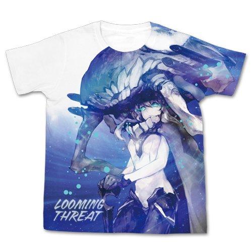 艦隊これくしょん-艦これ- 空母ヲ級フルグラフィックTシャツ ホワイト サイズ:L