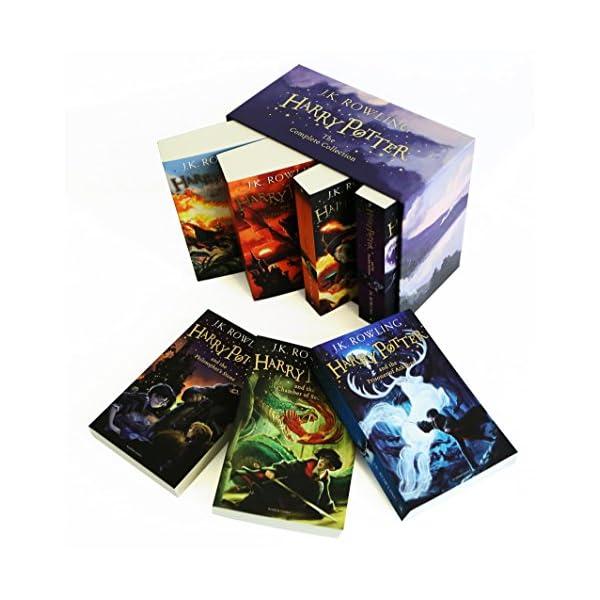 Harry Potter Box Set: T...の紹介画像5