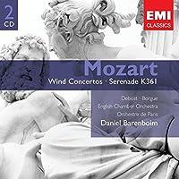 Wind Concertos / Serenade K361