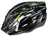 Cannondale(キャノンデール) ヘルメット クイック CU4004LG02 ブラック/グリーン L/XL(58-62cm)
