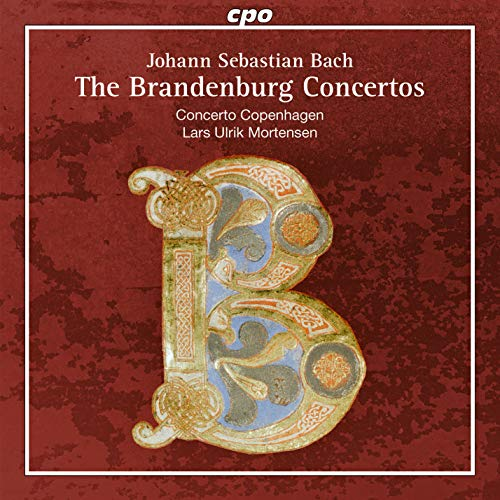 J.S.バッハ:ブランデンブルク協奏曲 第1番-第6番[SACD-Hybrid, 2枚組]