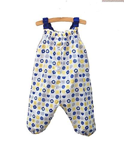 【marle pawda】子ども用 プレイウェア (お砂場着) 日本製 レインウェア にも 収納袋付き