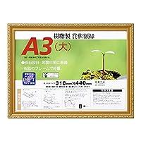 賞状額 金消-R A3(大) 33J045B3400 【人気 おすすめ 通販パーク】