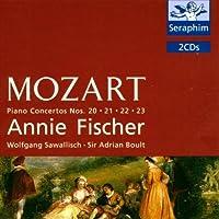 Mozart: Piano Concertos Nos. 20, 21, 22, 23