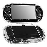 新品 SNNC-JP Play Station Vita PCH-1000用 プロテクト ケース 保護 カバー クリア プロテクトフレーム for PSV1000 画像