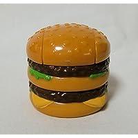 【FOOD CHANGEABLE ビッグ・マック 緑 (BIG MAC) → ロボット トランスフォーマー】 USマクドナルド ハッピーミール・トイ <1987年>