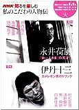 私のこだわり人物伝 2008年8ー9月 (NHK知るを楽しむ/火)