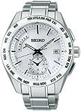 [セイコー]SEIKO 腕時計 BRIGHTZ ブライツ ソーラー電波修正 サファイアガラス スーパークリア コーティング 日常生活用強化防水 (10気圧) SAGA165 メンズ