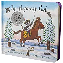 HIGHWAY RAT CHRISTMAS BOARD BK