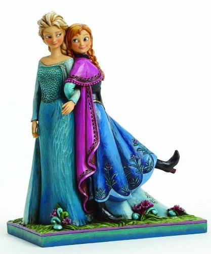 エネスコ ディズニー・トラディションズ/ アナと雪の女王: アナ&エルサ スタチュー