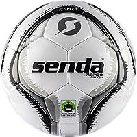 Senda Rapido一致サッカーボール、フェアトレード認定、グレー/ダークグレー、サイズ5 ( Ages 13 & Up )