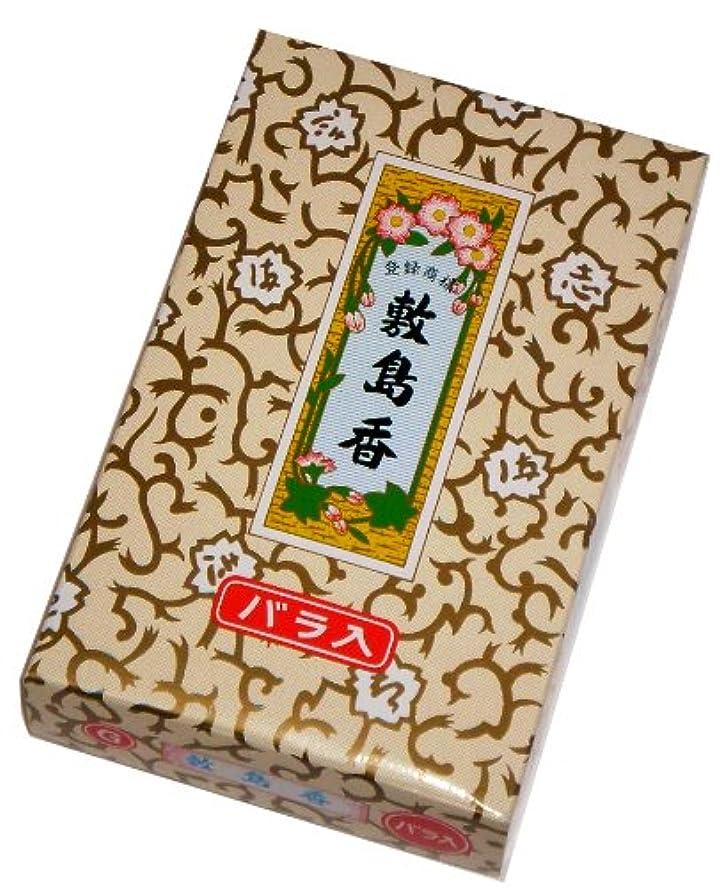 バインド硬い週間敷島線香のお線香 敷島香 短寸バラ G #107