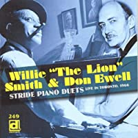 Stride Piano Duets ~ Live In Toronto, 1966