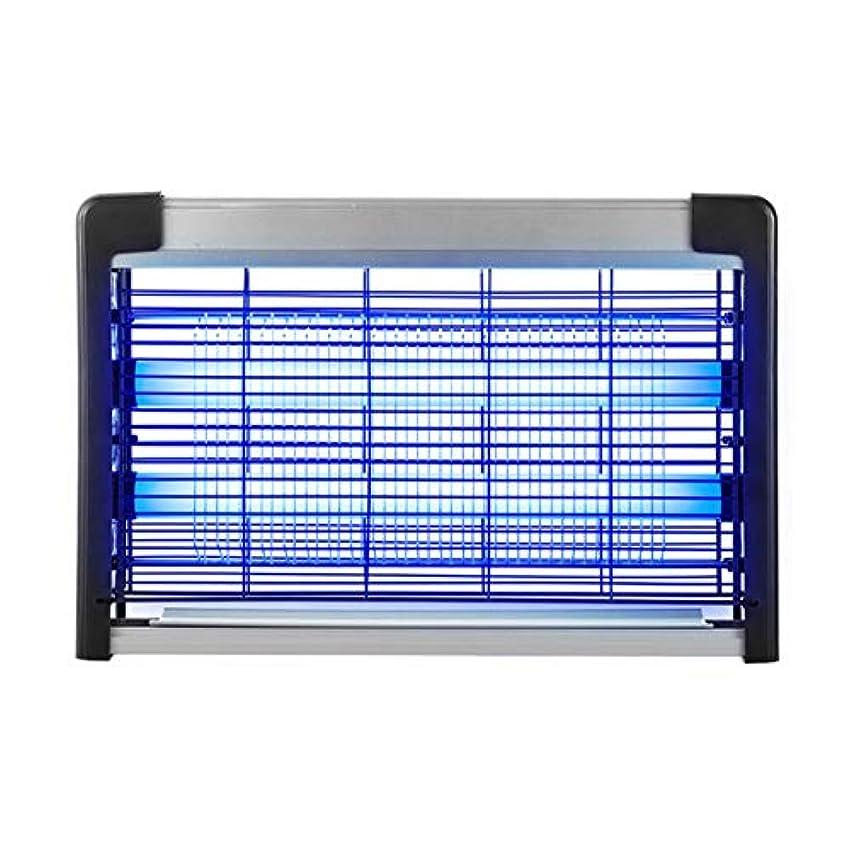 騒々しいファイバ問い合わせるZEMIN 蚊ランプ電撃殺虫灯 誘虫灯 商業の 感電タイプ 両面アトラクション レストラン、 5サイズ (色 : ブラック, サイズ さいず : 4W-39CM)