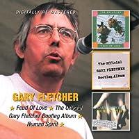 FEUD OF LOVE, BOOTLEG ALBUM, HUMAN SPIRIT by Gary Fletcher