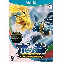 Wii U ポッ拳 POKKÉN TOURNAMENT (【初回限定特典】amiiboカード ダークミュウツー 同梱)