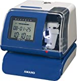 アマノ タイムスタンプPIX-200