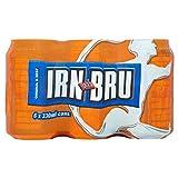 Barr Irn Bru (6x330ml) Irn Bruバール( 6X330Ml )