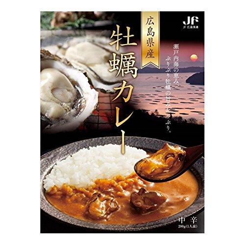 牡蠣カレー 6食 〔200g×6個〕
