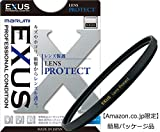 【Amazon.co.jp限定】 MARUMI カメラ用フィルター EXUS レンズプロテクト 82mm レンズ保護用 [簡易パッケージ品] 815147