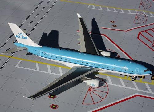 1: 200 ジェミニジェット KLM エアバス 330-300 (並行輸入)