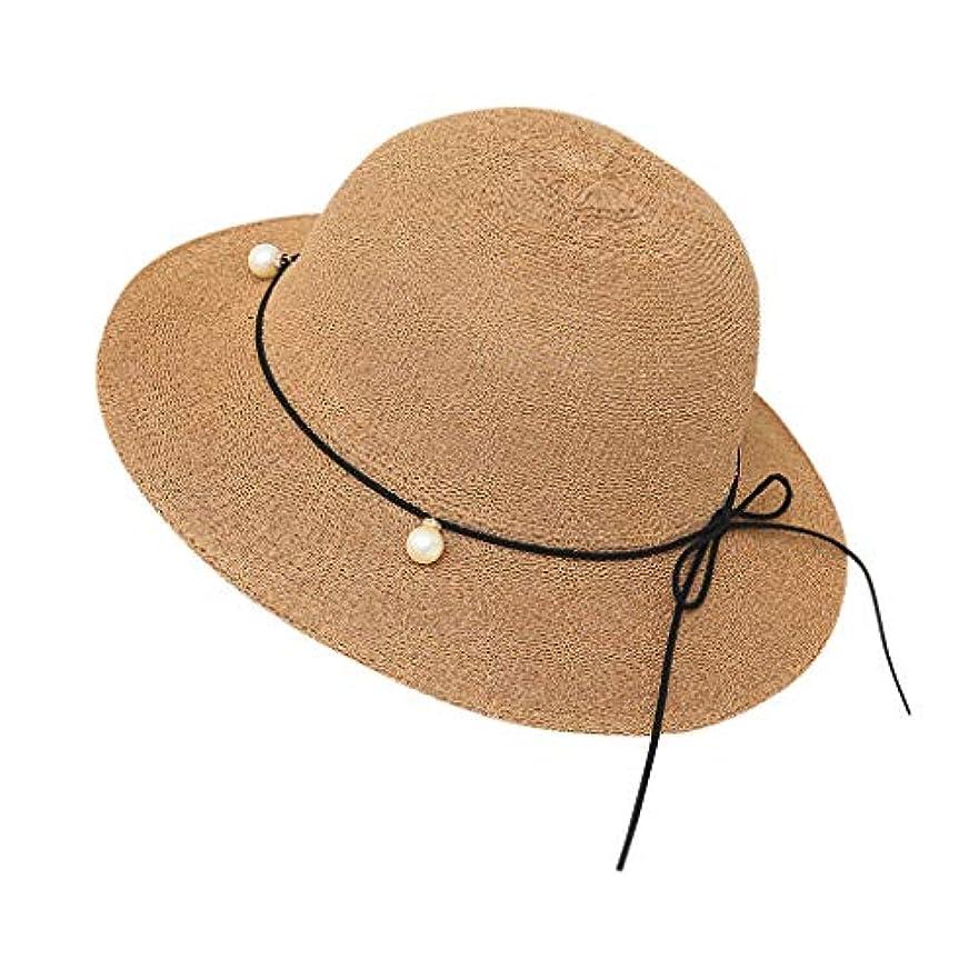 説明ために置換帽子 レディース 夏 女性 UVカット 帽子 ハット 漁師帽 つば広 吸汗通気 紫外線対策 大きいサイズ 日焼け防止 サイズ調節 ベレー帽 帽子 レディース ビーチ 海辺 森ガール 女優帽 日よけ ROSE ROMAN