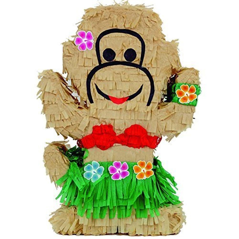 Luau Monkey Pinata