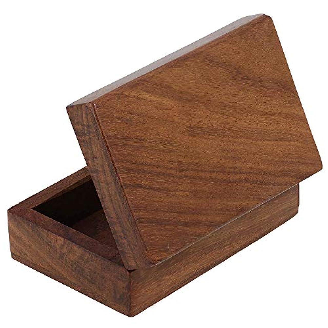 わずかに説明する代表団インドの職人 AOI-Jewelrybox-2-New