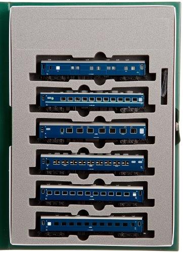 カトー 10系寝台急行「津軽」 6両基本セット 10-879