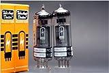 EL84-STR TAD 2本マッチ 高パワー 真空管MX23