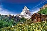 2016ピース ジグソーパズル  アルプスの名峰マッターホルン-スイス ベリースモールピース (50x75cm)