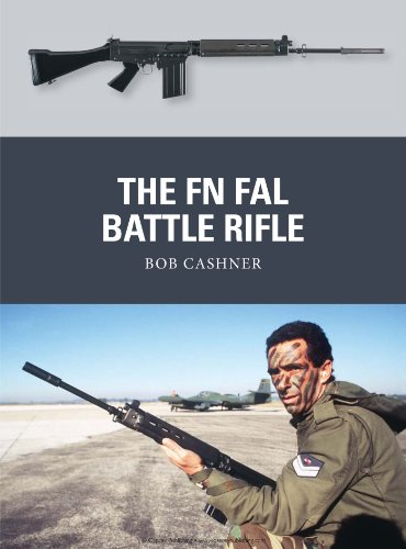 The FN FAL Battle Rifle (Weapon)