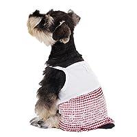 PAWZ Road ペット服 ワンピース スカート ドッグウェア コスチューム 春夏服 犬の服 猫の服 ペットウェア