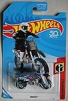 Hot Wheels 2018 50th Anniversary HW Daredevils HW450F (Dirt Bike) Blue [並行輸入品]