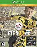 FIFA 17 DELUXE EDITION【限定版同梱物】20 ジャンボプレミアムゴールドパック (1 x20週間) 、TOTWレンタル選手 (1選手3試合x20週間) 、8試合レンタル選手、限定F