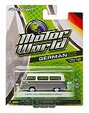 1976 VOLKSWAGEN TYPE 2 * Motor World Series 16 * German Edition 1:64 Scale 2016 Greenlight Collectibles Die-Cast Vehicle [並行輸入品]