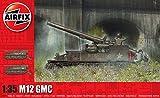エアフィックス 1/35 アメリカ陸軍 M12 GMC 自走砲 プラモデル X1372
